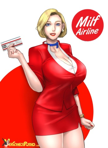 Milf Airline cover