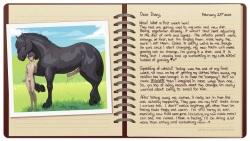 Dear Diary: Bryce