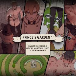 Koutaishi no Teien | Prince's Garden 1-2