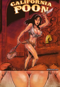 The Hot Adventures Of California Poon  - 1 - english